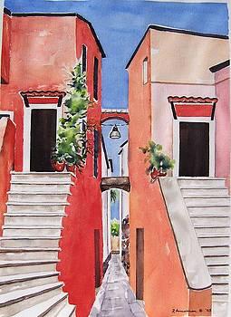 Vico Giardini by Regina Ammerman