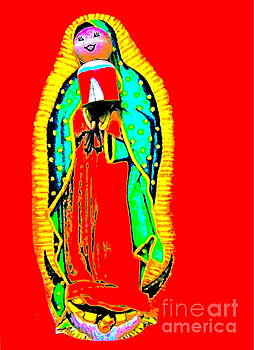 Virgen de Lupe by Ricky Sencion