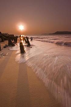 Wash The Shadows by Sydney Alvares