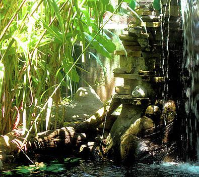Water Spirits by Juliana  Blessington
