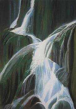 Waterfall by Catherine Dewulf