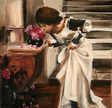 Waterhouse Study by Maryn Crawford