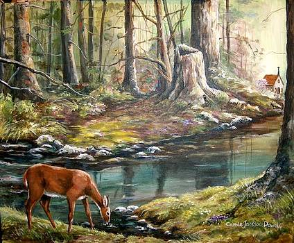 Waters in the Wilderness by Carole Powell