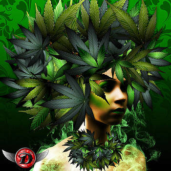 Weed Woman by Andre Samuels