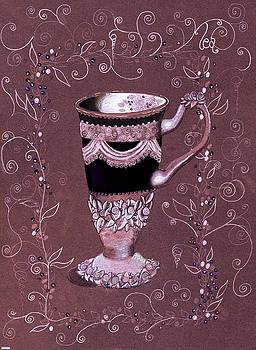 Welcoming Cup of Silver by Jenny Elaine