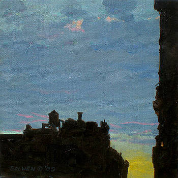 West Side Nocturne no. 1 by Peter Salwen