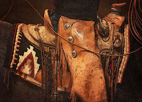 Western Tack by Susie Fisher