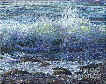 Westport Waves by LeRoy Jesfield