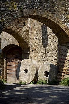 Wheeled Arches by Lee Stickels