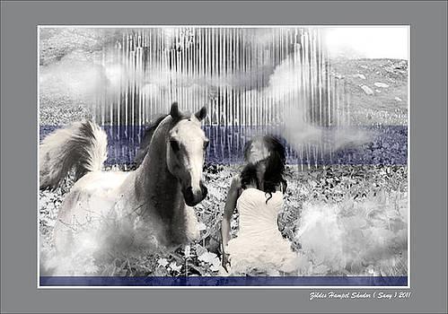 White Wedding by Zoldes Hampel Sandor