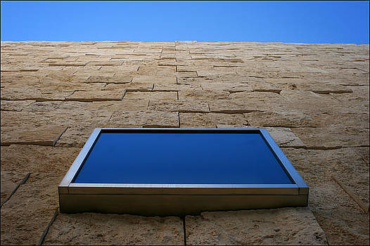 Window Wall by Shane Rees