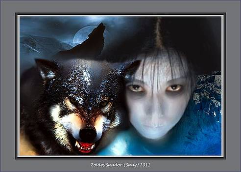 Wolf by Zoldes Hampel Sandor