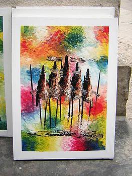Zanzibar Art by Endelea