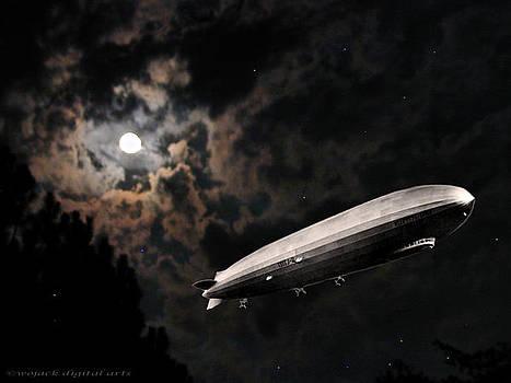 Zeppelin Moon by Walt Jackson