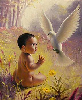 Peace   Weaver by Stephen Lucas