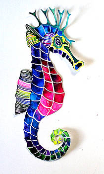 1 Seahorse by Pjay Mcconnell