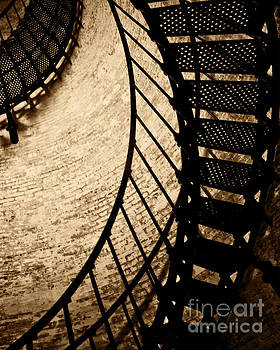 Abstract Stairs by Tom Gari Gallery-Three-Photography