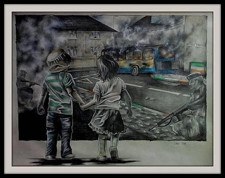 age of innocence- Strabane by Chris Mc Crossan