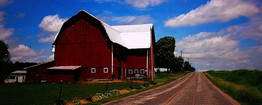 Ashland Spring's Farm by R A W M