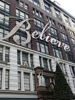 Believe by Allison  Adams