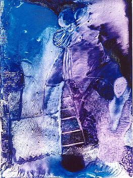 Blue Dream by Rezvan Kani