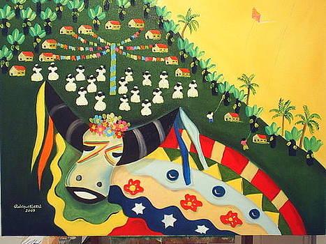 Bumba Meu Boi by Rodrigues Lessa