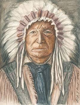 Chief Sitting Bear by Linda Nielsen