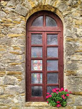 David and Carol Kelly -  Church Window