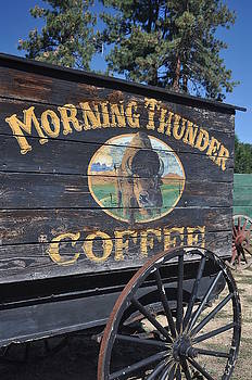 Coffee Wagon by Brent Easley
