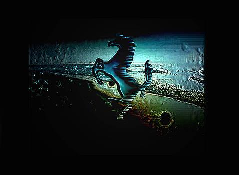 Dark Horse 27 by Debolina Moitra