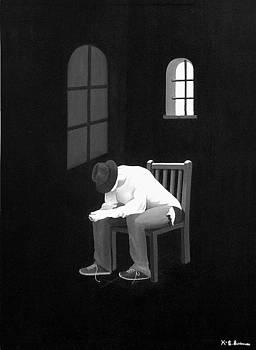 Despair nr.3  by Kenneth-Edward Swinscoe