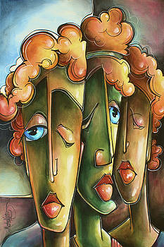 ' Different Approach ' by Michael Lang