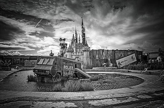 Dismaland Castle by Jason Green