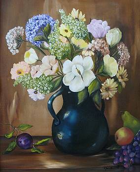 Garden Bouquet by Carol Sweetwood