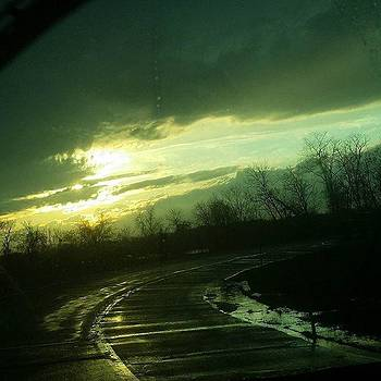 ⛅ Getting Off The Exit, Rain Stopped by Elysha Perry