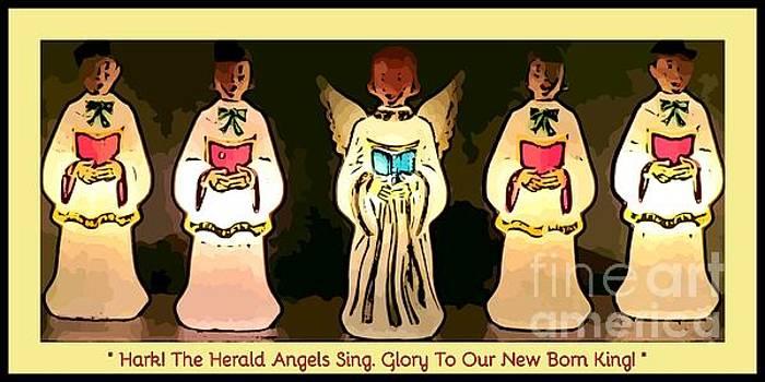 John Malone -  Herald Angels Singing