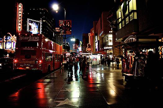 Hollywood Blvd. by Amber Abbott