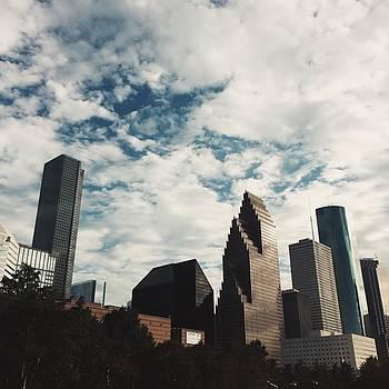 // Houston You Make Me Love October by Kristen Holbrook