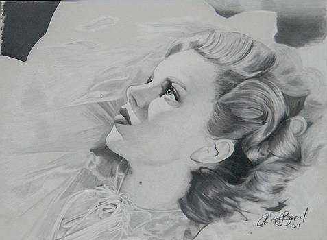 Judy Garland by Eric Barich