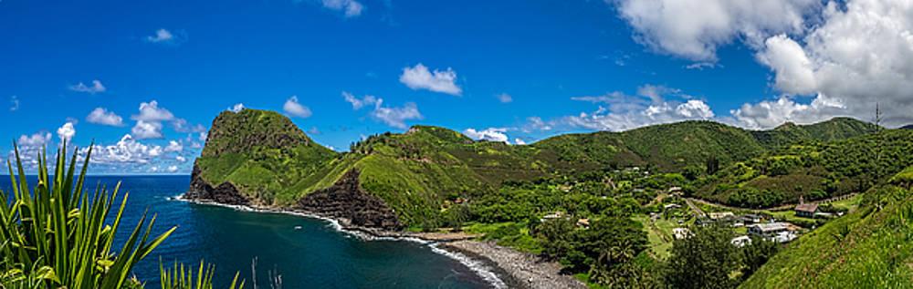 Kahakuloa Head Maui Hawaii by David Attenborough