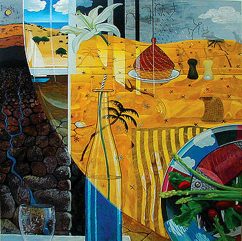 Kaleidoscope by Yisehak Fikre-Sellassie