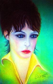 Lady Gaze by Liam O Conaire