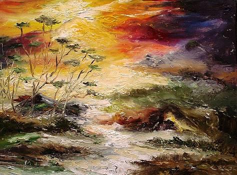 Light comes by Rushan Ruzaick