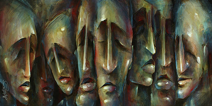 ' Lost ' by Michael Lang