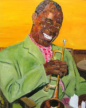 Louis Armstrong -pops Taking Five by Udi Peled