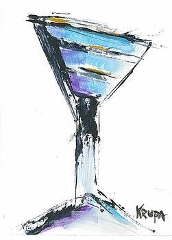 Margarita X  by Bernadette Krupa