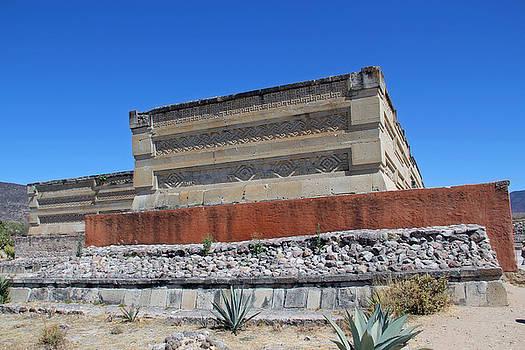 @ Mitla Oaxaca Mexico by Jim McCullaugh