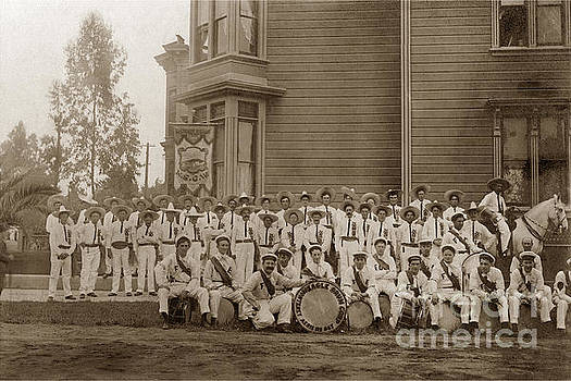 California Views Mr Pat Hathaway Archives -  Native Sons of the Golden West Sept. 9, 1908