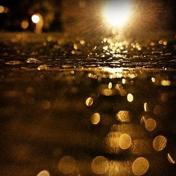 ☔ Off In The Night, While You Live It by Kristie Organ