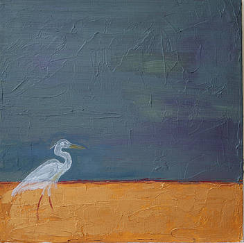 Victoria Sheridan -  on golden sands